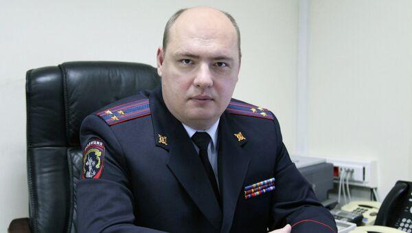 Заместитель начальника Главного управления на транспорте МВД России Дмитрий Кондратьев