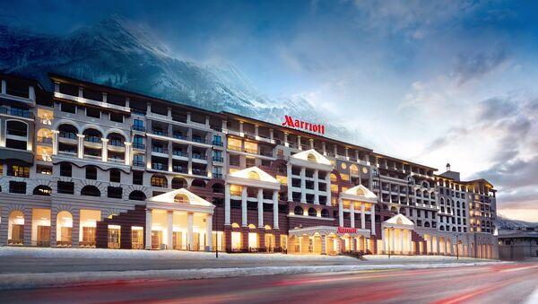 Отель Marriott в Сочи