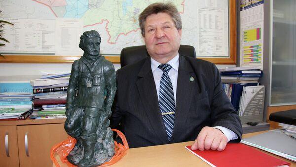 Геннадий Татьянин, декан ГГФ Томского государственного университета, архивное фото