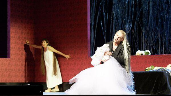 Опера Дворжака Русалка в постановке Бехтольфа