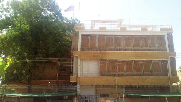 Посольство РФ в Судане. Архивное фото
