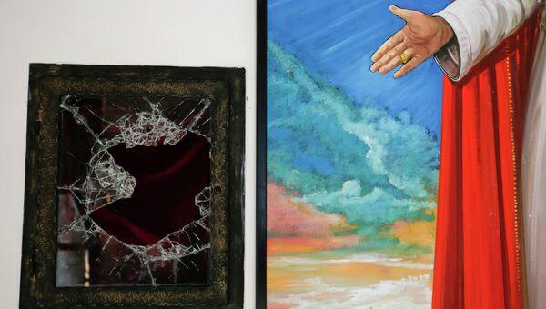 Ампула с кровью папы Иоанна Павла II похищена из итальянской церкви