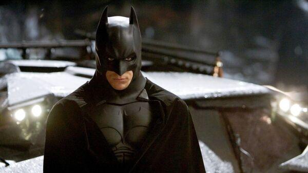 Кадр из фильма Бэтмен: Начало