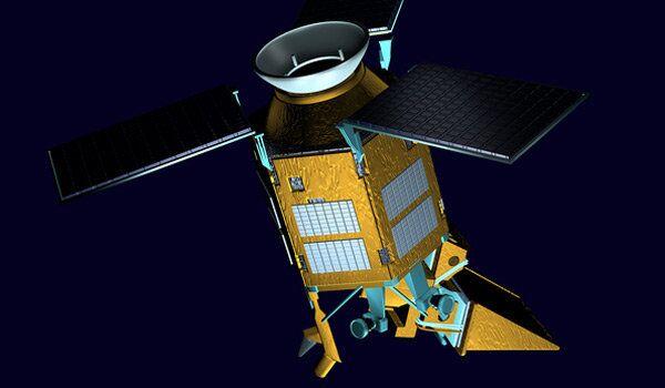 Спутник Sentinel 5P, архивное фото