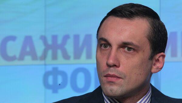 Алексей Криворучко. Архивное фото