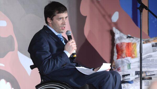Депутат Госдумы Михаил Терентьев. Архивное фото