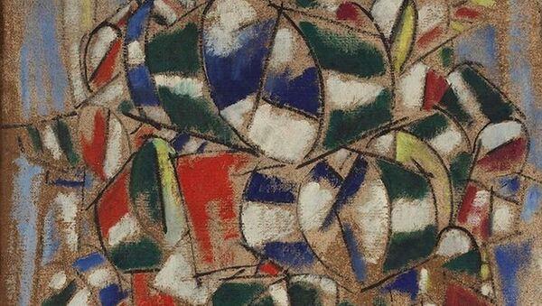 Картина Фернана Леже, оказавшаяся подделкой