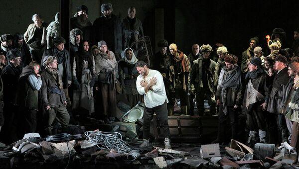 Опера Князь Игорь. Архивное фото