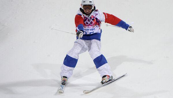 Олимпиада 2014. Фристайл. Женщины. Могул. Фото с места событий