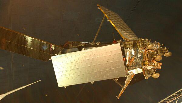 Спутник Иридиум . Архивное фото