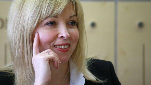 Наталья Антипина. Архивное фото
