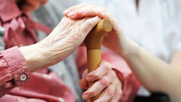 Уход за престарелыми людьми