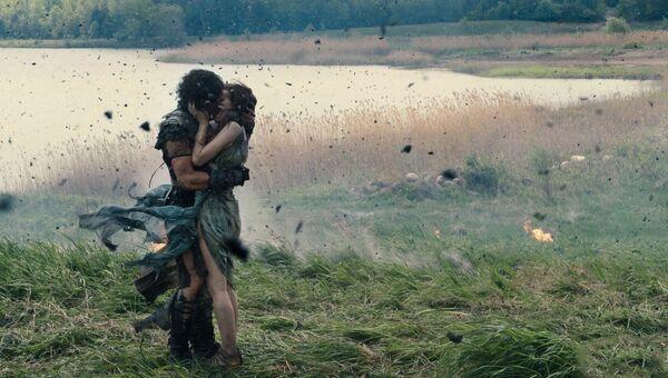 Кадр из фильма Помпеи