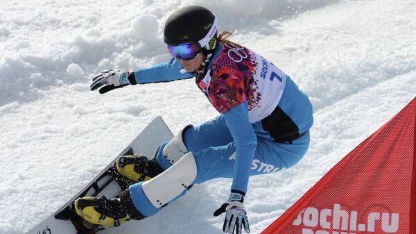 Олимпиада 2014. Сноуборд. Женщины. Параллельный слалом