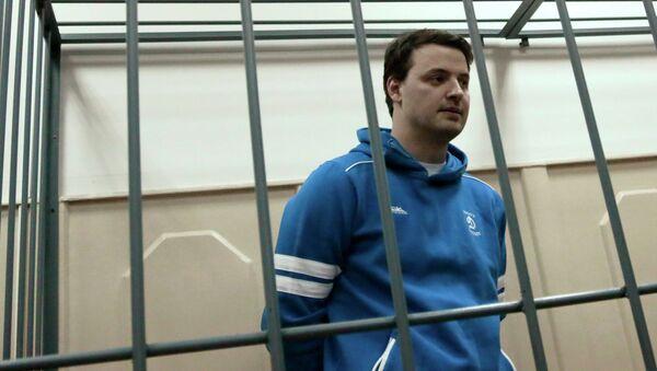 Борис Колесников в суде. Архивное фото