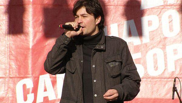 Министр культуры Украины Евгений Нищук, архивное фото