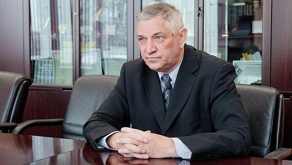 Директор ОАО ВНИИНМ имени А.А.Бочвара Валентин Иванов