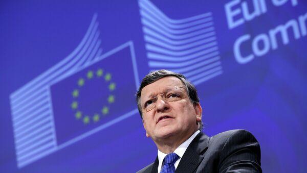 Экс-Президент Европейской комиссии Жозе Мануэль Баррозу. Архивное фото