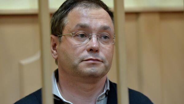 Экс-сенатор Глеб Фетисов. Архивное фото