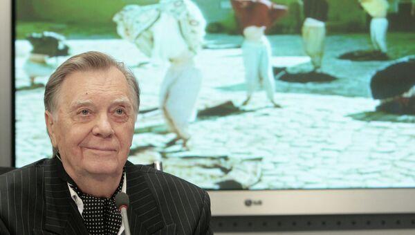 Актер Анатолий Кузнецов, архивное фото