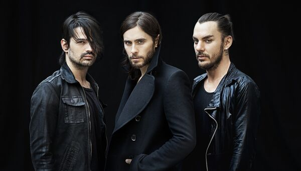 Группа 30 seconds to Mars