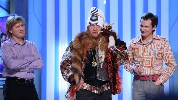 Уральские пельмени с новой программой Из Грязи в Стразы