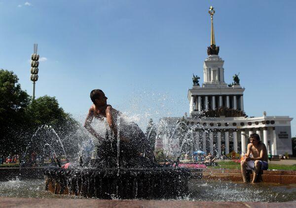 Летний отдых горожан в регионах России