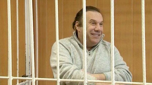 Батурин на суде по избранию меры пресечения был в хорошем настроении