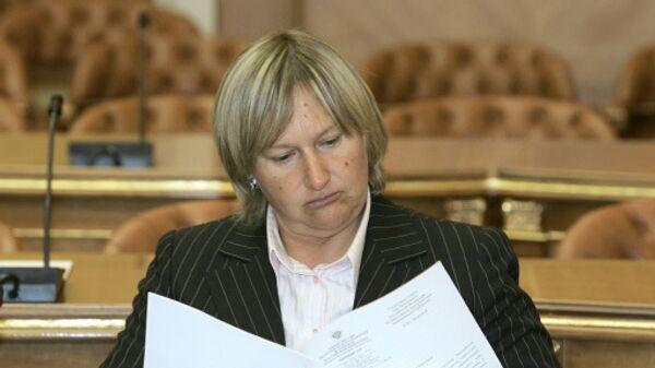 Владелец холдинга Интеко Елена Батурина