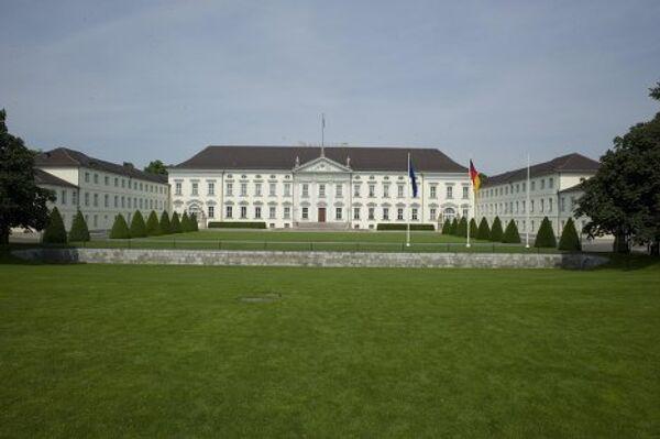 Дворец Бельвю в Берлине