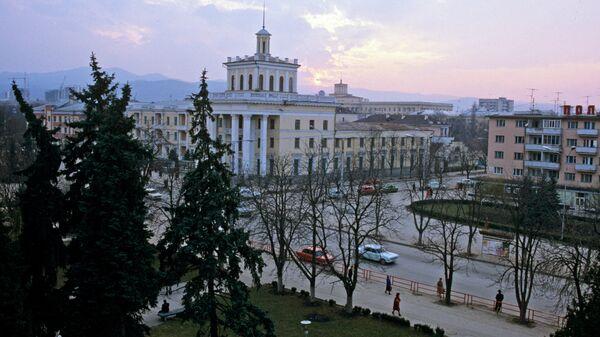 Город Нальчик. Архив