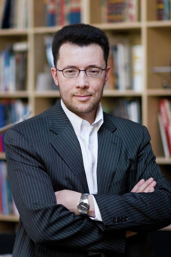 Руководитель архитектурного бюро Гинзбург Архитектс Алексей Гинзбург