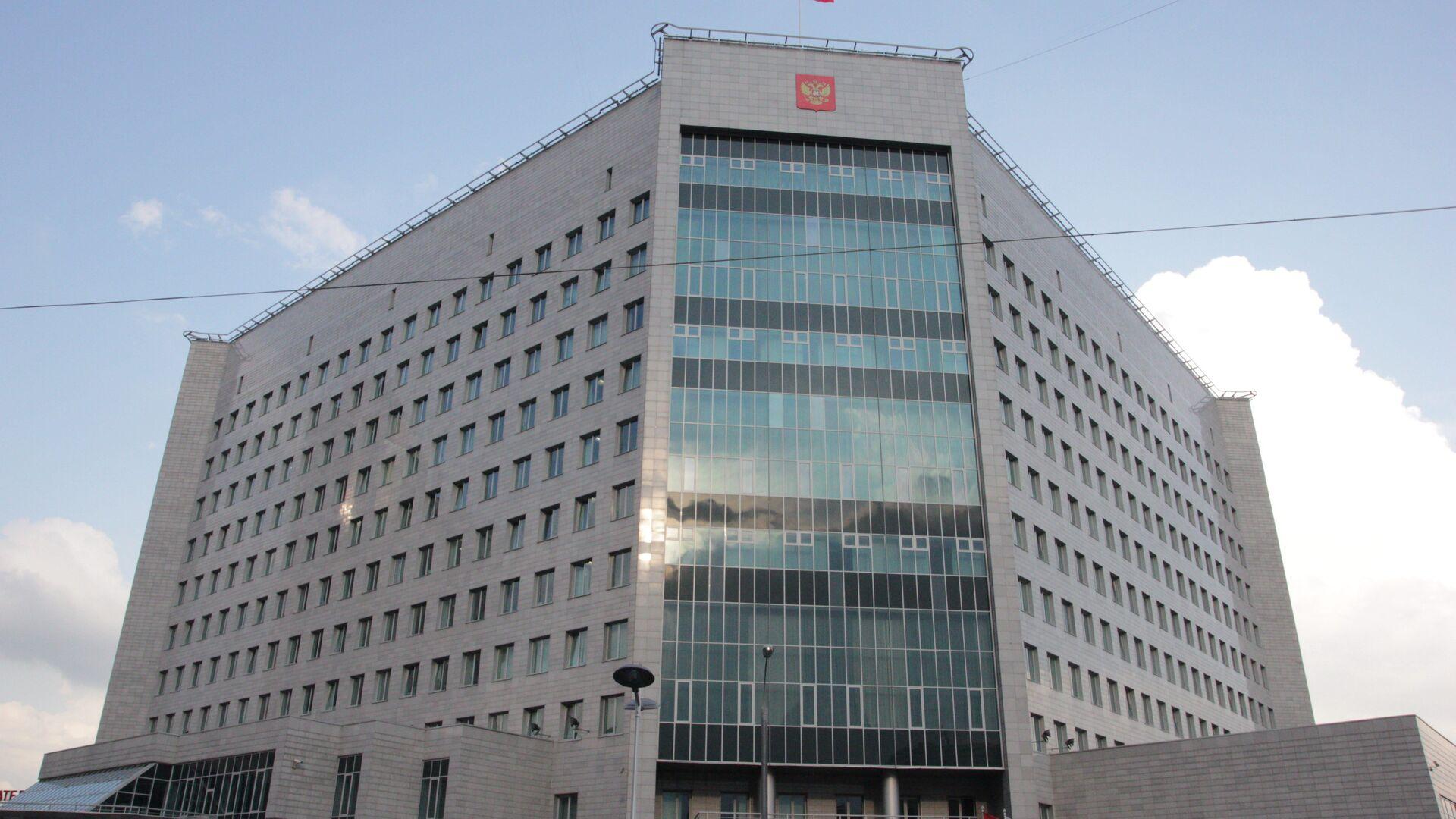 Арбитражный суд Москвы - РИА Новости, 1920, 06.08.2020