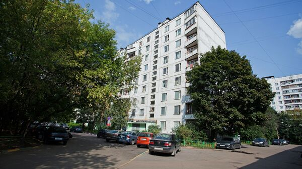 Улица 26 Бакинских Комисаров в Москве