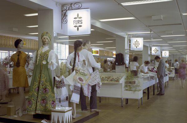 3da722c560a1 Ретро-столица  самые известные магазины советской Москвы ...