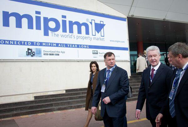 Выставка MIPIM-2013