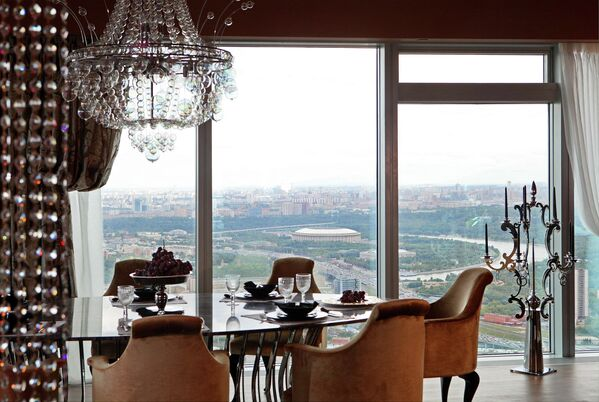 Квартира с панорамными окнами: 9 самых интересных дизайнерских идей