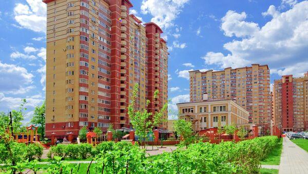 Жилой комплекс Гусарская баллада в Подмосковье