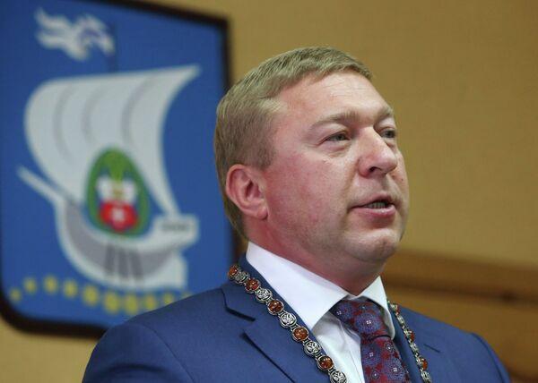 Мэр Калининграда Александр Ярошук