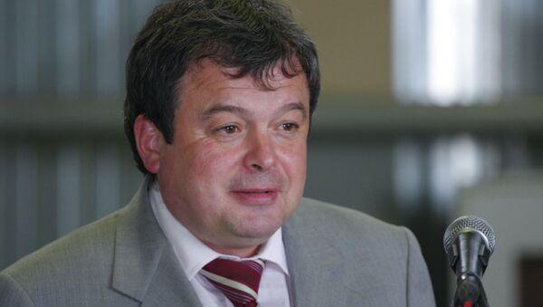 Председатель совета директоров СУ-155 Михаил Балакин
