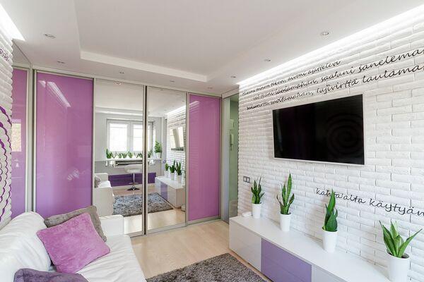 как создать интерьер для малогабаритной квартиры