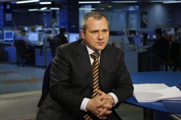 Глава Ростехнадзора Николай Кутьин