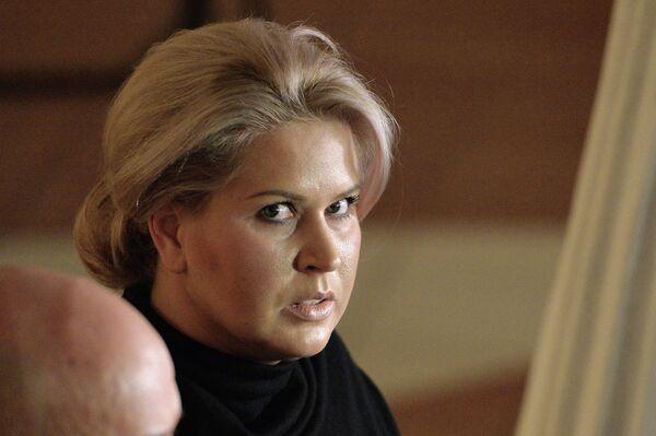Экс-глава департамента имущественных отношений Минобороны России Евгения Васильева