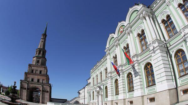 Столица Татарстана Казань