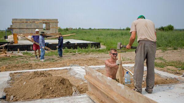 Cтроительство домов в сельской местности