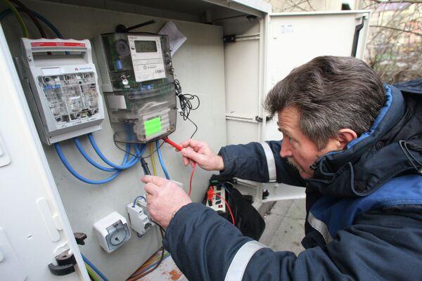 Проверка общедомового прибора учета потребления электроэнергии
