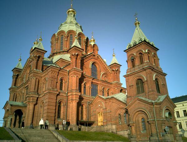 Собор Успения Пресвятой Богородицы в Хельсинки