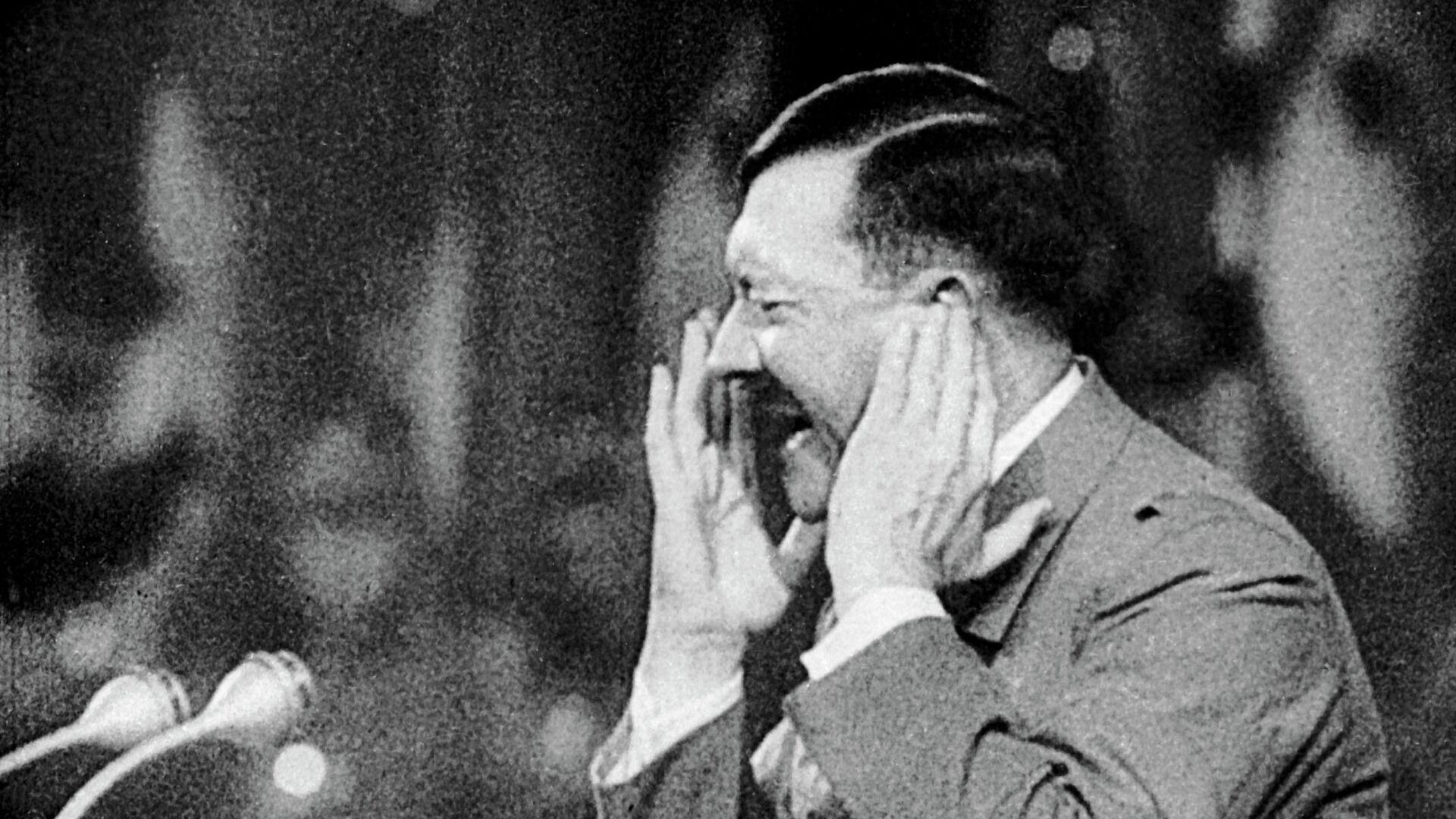 Адольф Гитлер - РИА Новости, 1920, 10.06.2020