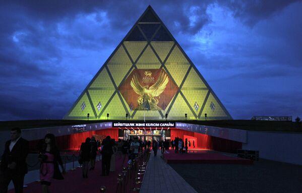 Международный кинофестиваль экшн-фильмов ASTANA в Астане