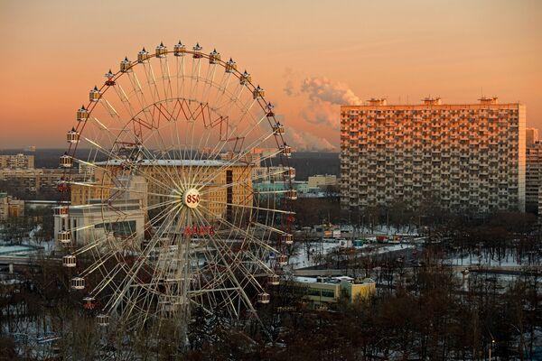 Всероссийский выставочный центр в Москве